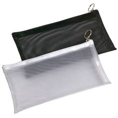 All those individual clear plastic bags with each piece of jewelry? Store in a mesh pouch or cosmetic bag.