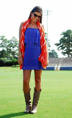 Southern gal style