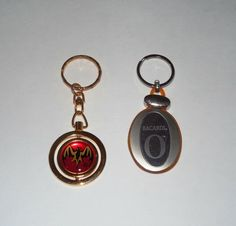Olympic Sign Rowing Spinning Keyring in Gift Box