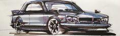 Nissan 2000 GT