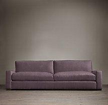 7' Maxwell Upholstered Sofa
