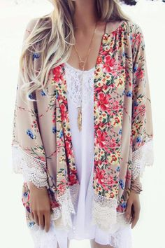 Another gorgeous kimono cardi. Steel Magnolia Cardigan - Beige – Angel Heart Boutique