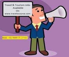 Find Walk-in interview for the post of travel agent, air ticketing and travel executive and get awesome travel job in top major Airlines on TravelOCourse