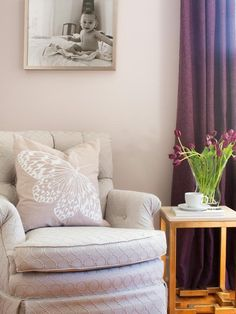 Mixing Old and New - Creating a Serene Classic Style Bedroom on HGTV