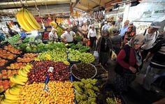 İstanbul'da enflasyon yüzde 1,02 arttı
