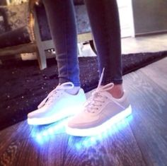 LED luminous shoes men women fashion sneakers USB charging light up sneakers for adults colorful glowing leisure flat shoes-in Women's Fashion Sneakers. Light Up Sneakers, Casual Sneakers, Casual Shoes, Shoes That Light Up, Moda Sneakers, Sneakers Mode, Womens Fashion Sneakers, Fashion Shoes, Girls Shoes