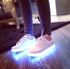 YIFANG WAN X SAMUEL YANG LED Light Up Shoes