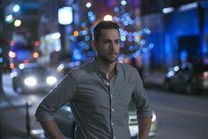 "Heroes Reborn 1x10 ""11.53 to Odessa"" Zachary Levi as Luke Collins #heroesreborn #zacharylevi #lukecollins"