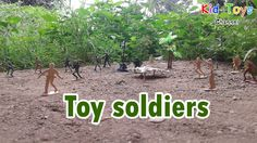 Toy soldiers Mission combat protect the nation it is scathing to attacks