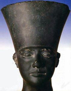 Bust of king Userkaf.Userkaf was the founder of the Fifth Dynasty of Egypt and the first Pharaoh to start the tradition of building sun temples at Abusir.His name means his Ka (or soul) is powerful.He ruled from 2494-2487 B.C.