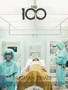 #The100 - Season 2 Episode 5