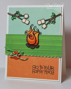 Withastampandasong.blogspot - by Deb.  Uses Paper Smooches Happy Camper