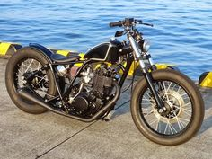 sr500 sr400 rigid bobber