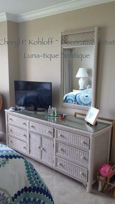 Up Date Of An Old Clic Henry Link Bedroom Set Cheryl P Kohloff Decorative Artist Luna Tque Boutique 561 596 5328 Shivacheri Gmail