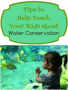 Water Conservation for Kids