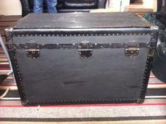 vintage storage trunks