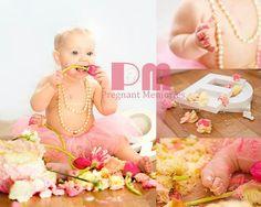 Cake smash photos  Photography by Rikki-Lee Wrightson of Pregnant Memories