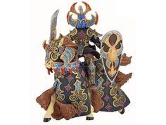 Guerrier scarabée et son cheval  - marque : Papo Guerrier scarabée et son cheval, produit de la marque Papo dans la catégorie Figurines Chateaux.... prix : 17,29 €  chez Jeux et jouets en folie #Papo #Jeuxetjouetsenfolie
