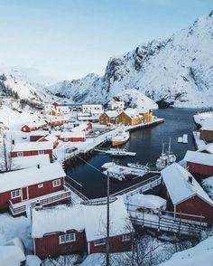 Lofoten Norway |  Daniel Ernst