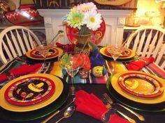 Cinco de Mayo tablescape 2013
