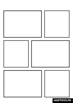 A l'occasion du prochain Festival de la BD d'Angoulême, voici des activités amusantes à télécharger sur le thème de la bande dessinée. Développer l'appétence au langage écrit Utilisez les planches vierges ci-dessous pour aborder le récit écrit en utilisant les éléments visuels propres à la Bandes dessinées. LES PLANCHES DE VIGNETTES:Nous vous proposons deux planches … Toys Drawing, Drawing Tips, Comic Strip Template, Comic Strips, Comic Book Layout, Comic Books, Bd Art, Comic Tutorial, Cartoon Sketches