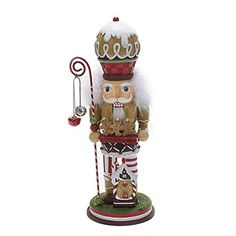 Kurt Adler 1575 Gingebread Cookie Nutcracker -- Check out this great product.