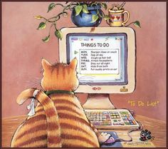 """To do list"" by Gary Patterson"