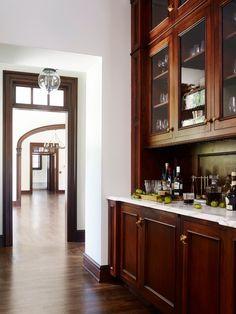 Druid Hills restoration/renovation. JackBilt Homes, home builders, Atlanta, GA.
