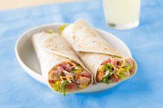 Santa Fe Chicken Salad Wrap - Kraft Recipes