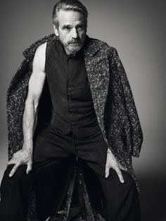 Jeremy Irons // ICON