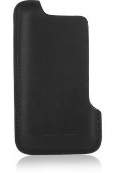 Rick Owens iPhone case.