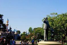 Disneyland Partners Statue - Share YOUR Magical Disney Memories of Disneyland - www.wdwradio.com