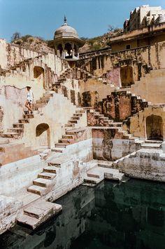 — ellehena: Olivia Aarnio // India, Jaipur