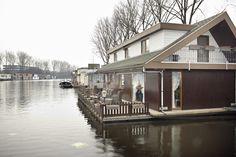 Houseboat Living Amsterdam