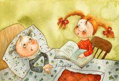 Сказка для здоровья (Виктория Кирдий)