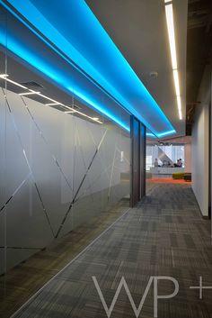 Workplaces+ - Oficinas Pixis Hexagon www.workplaces.cl. Window film,