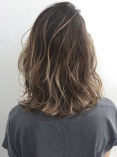 Hair Lights, Light Hair, Ombre Hair, Balayage Hair, Medium Hair Styles, Curly Hair Styles, Hair Arrange, Brown Blonde Hair, Love Hair