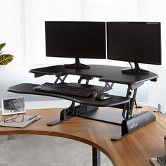 Height Adjustable Standing Desks | VARIDESK Sit-to-Stand Desks