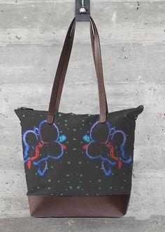 VIDA Statement Bag - Skytronic 12 by VIDA v2ZiSoi