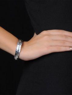 Tribal Silver Adjustable Cuff