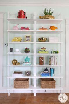 Easy organizing!