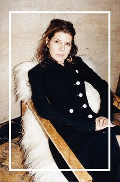 Marisa Tomei for Céline Fall Winter 2014-2015