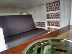 """Kombi interior. """"From a concept to right before us"""""""