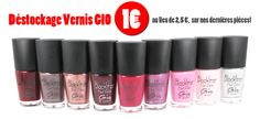 vernis ongles 1€ tendance fashion by GIO. | Vernis à ongles