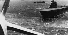A Huge WW2 Naval Battle in the Pacific – But None Of The Ships Could See Each Other!