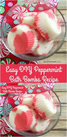 Easy Homemade Bath Bomb Recipes For A Relaxing Spa-Like Experience Homemade Peppermint Bath BombsHomemade Peppermint Bath Bombs Food Trucks, Mason Jar Crafts, Mason Jar Diy, Homemade Bath Bombs, Diy Bath Bombs, Making Bath Bombs, Bombe Recipe, Bath Bomb Recipes, Soap Recipes