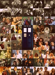 Adventures across time and space