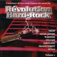 Revolution Hard Rock - Vol. 1-Revolution Hard Rock, Blue