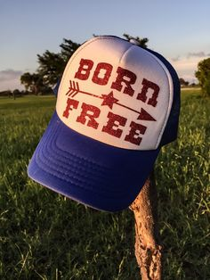Born Free Hat - Ali Dee Collection