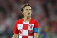 1baa422e0ab Does Modric get the praise he deserves  Barcelona star Ivan Rakitic has  claimed that Croatia